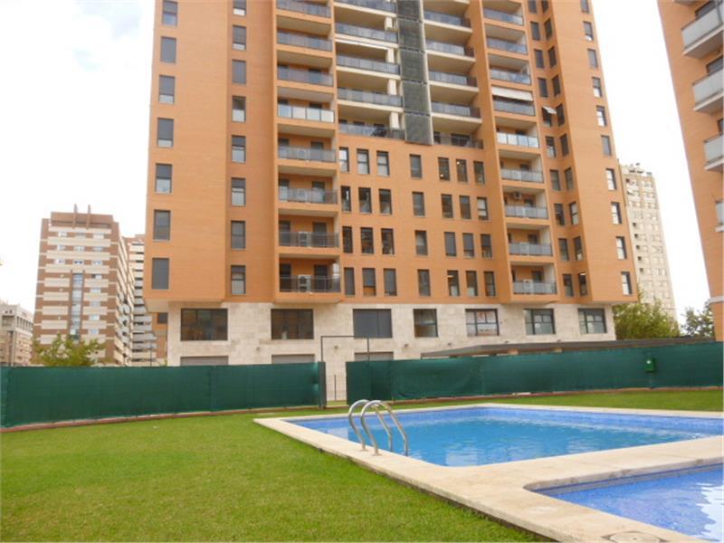 REF. 000418. Apartment for rent in Ciutat of les Arts i de les Ciències (City of Sciences – Valencia)