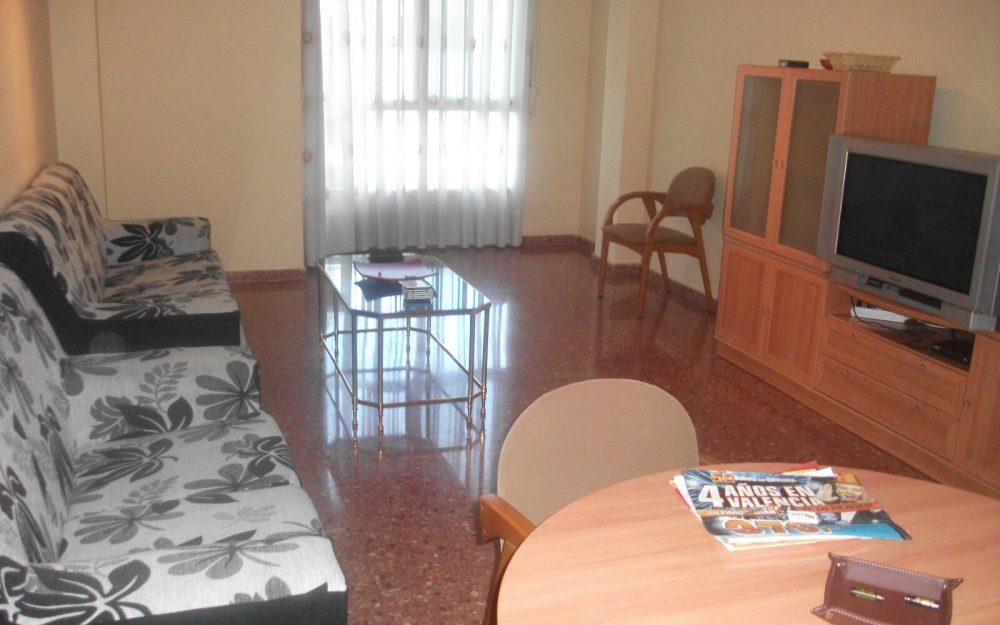 Ref. 386 Piso de estudiantes en alquiler en Moncada