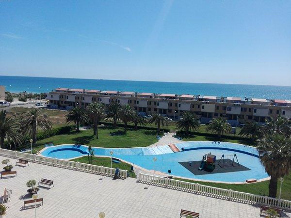 REF. 390. Apartment in El Puig (Valencia) with sea views