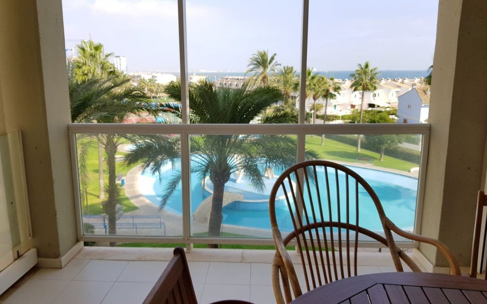 Ref. 000460 – Piso en alquiler en Playa del Puig