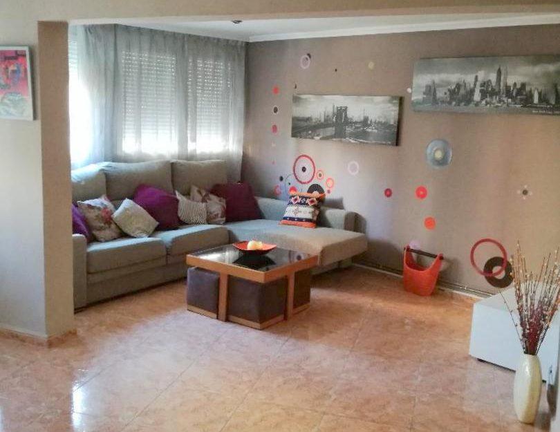 Ref. 000477 – Duplex en alquiler en Trinitat, Valencia
