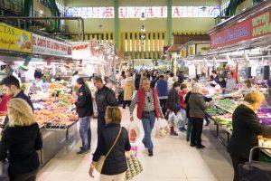 Ruzafa market