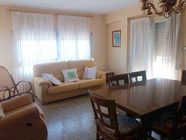 Ref. 000488 – 3 Bedroom apartment for rent in El Cabanyal