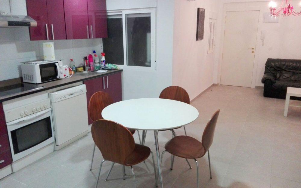 Ref. 000485 – 2-bedroom student flat in Moncada