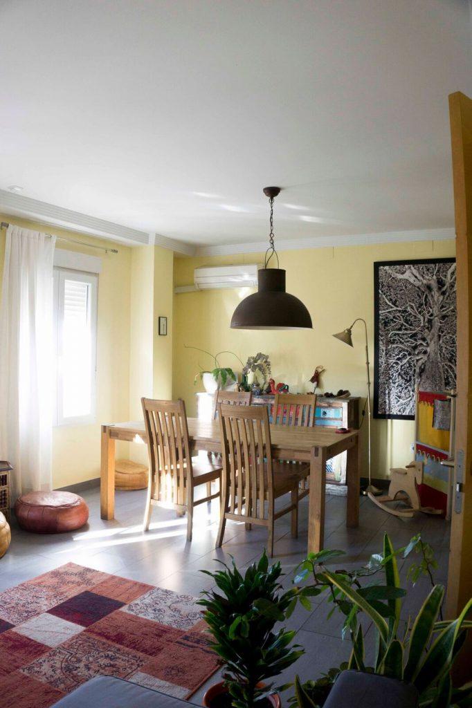 Ref. 000544 – Piso reformado de 4 habitaciones La Raiosa