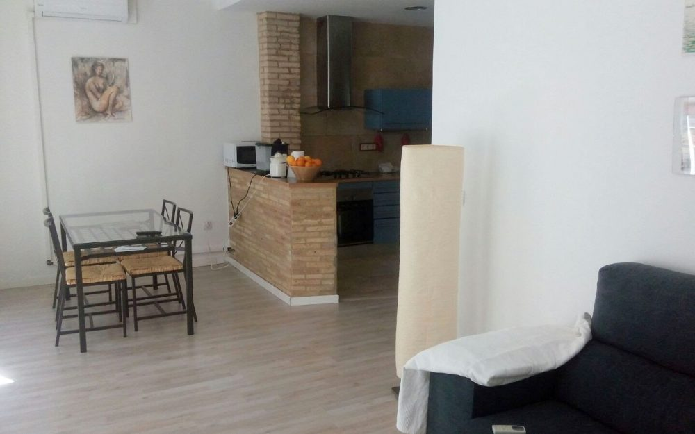 Ref. 000560 – Opportunity flat in El Cabañal, Valencia