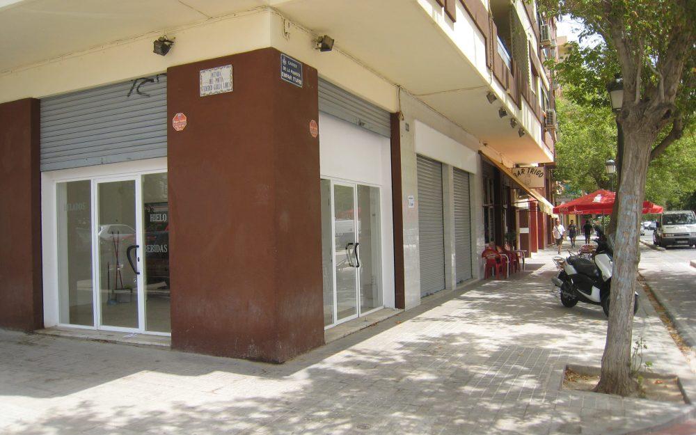 Ref. 000571 – Local comercial en alquiler en Malilla