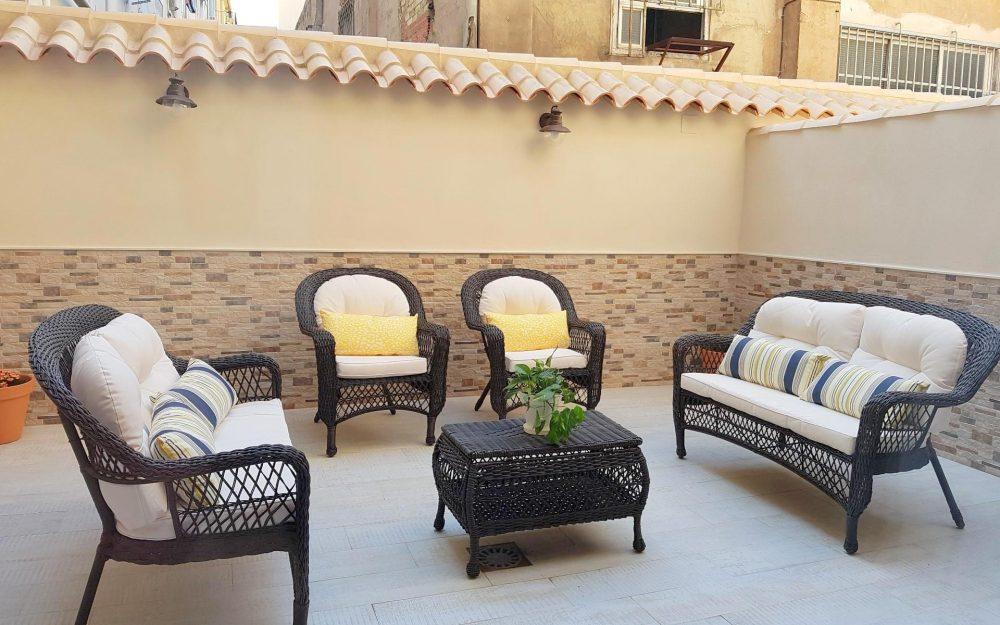 Ref. 000800 – Appartement à louer à El Carmen
