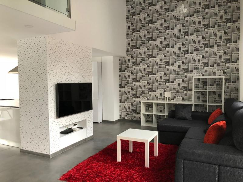 Design duplex appartement in Moncada – Ref. 000622