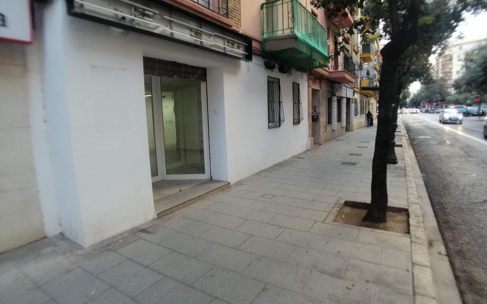 Local en alquiler – calle Alboraya – Ref. 000947_A