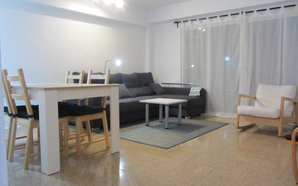 Piso con 4 habitaciones – El Cabañal, Valencia – ref. 000945