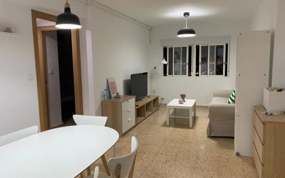 Flat for rent in Na Rovella, Valencia – Ref. 000958