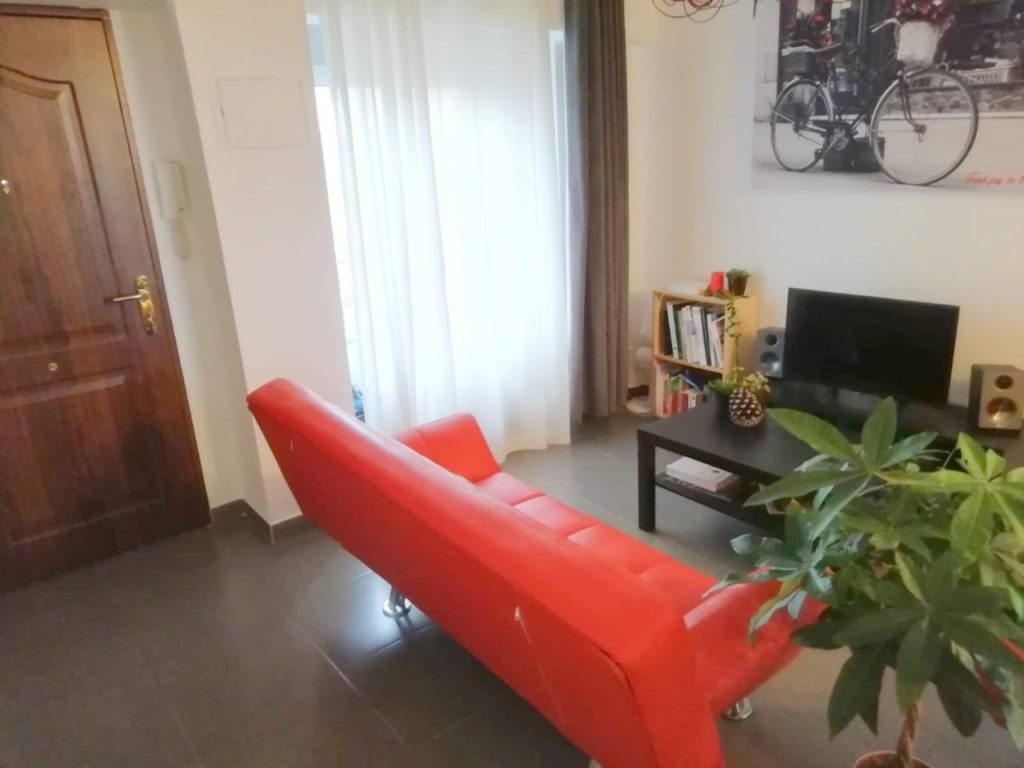 Appartement d'étudiant 2 chambres, rénové à Moncada – Ref. 001007