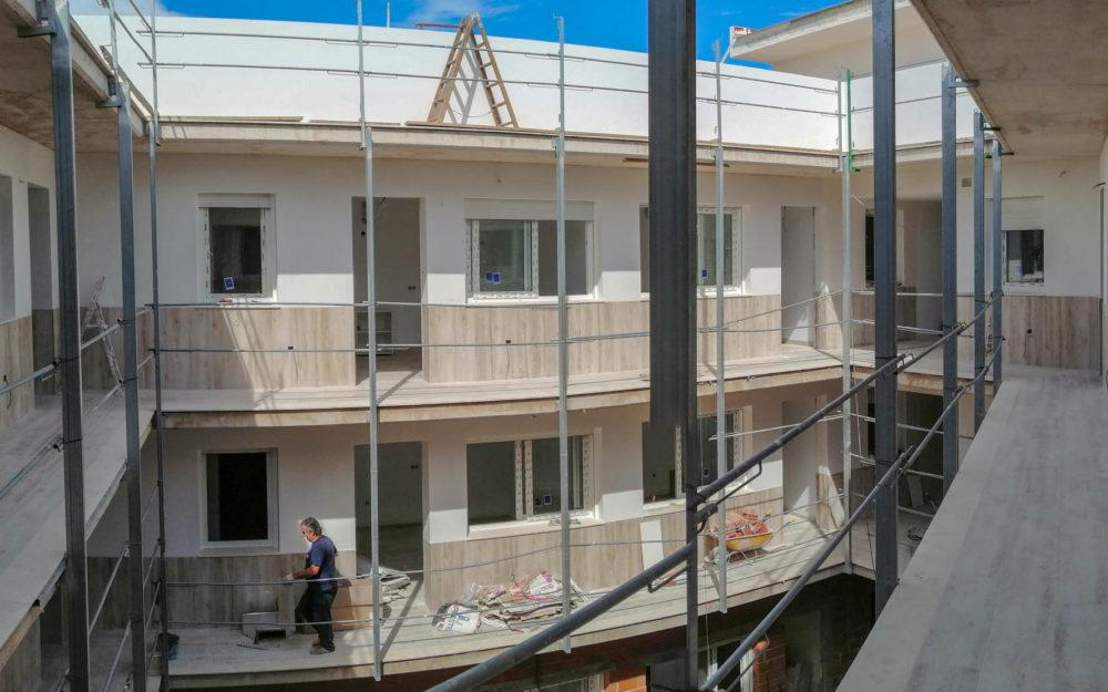 Individual studio-apartments for students in new university residence – CEU Alfara del Patriarca – Ref. 001002