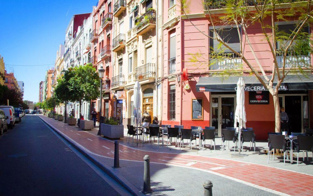 Ruzafa, the new trendy neighbourhood of Valencia