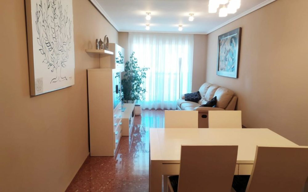 Flat for rent in Alfafar – Ref. 000984