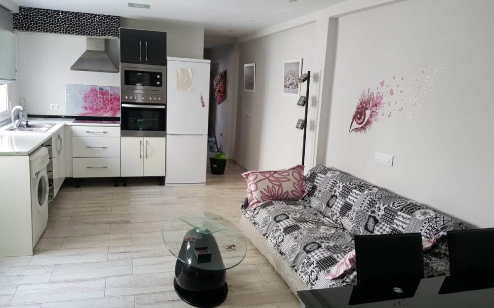 Student apartment for rent in Moncada – Ref. 001018