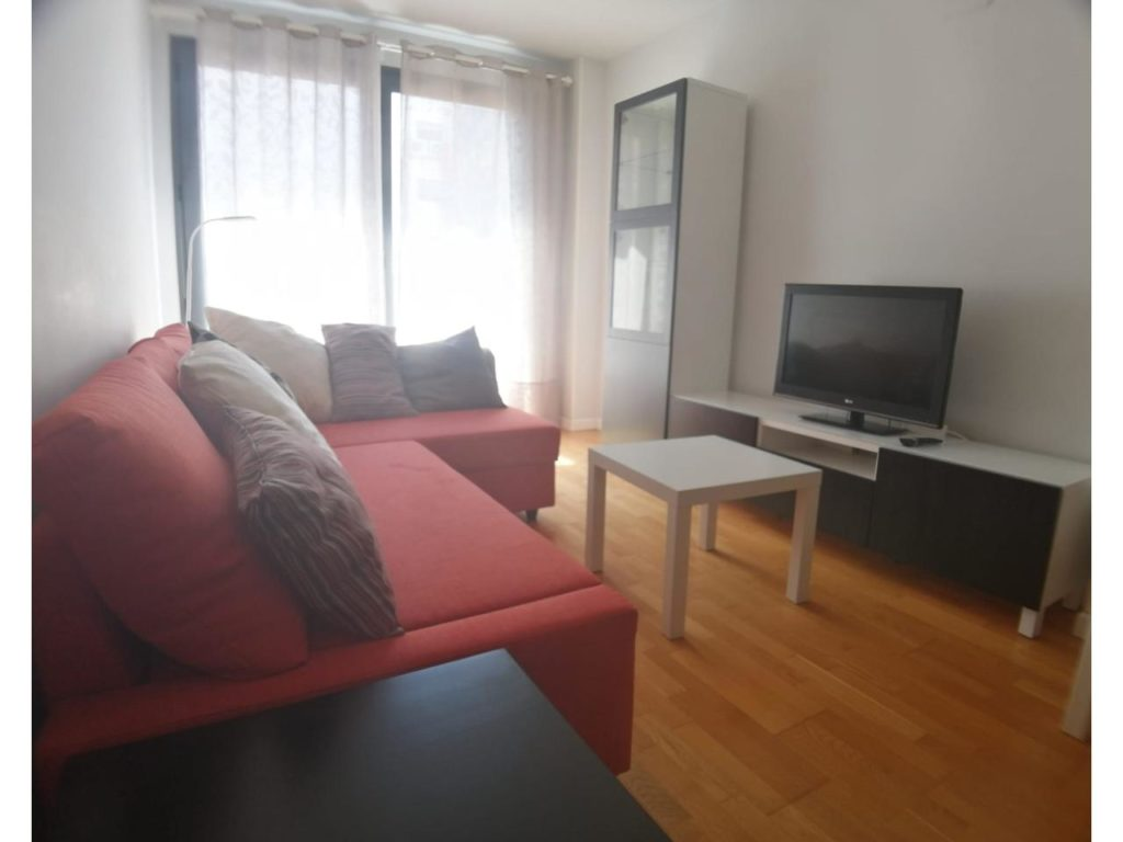 Modern 1 bedroom apartment for rent in Beteró – Ref. 001025
