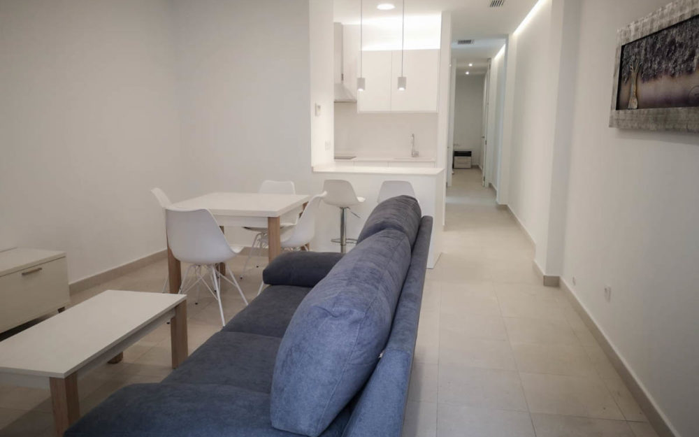 Brand new student flat for rent in Moncada – Ref. 001046