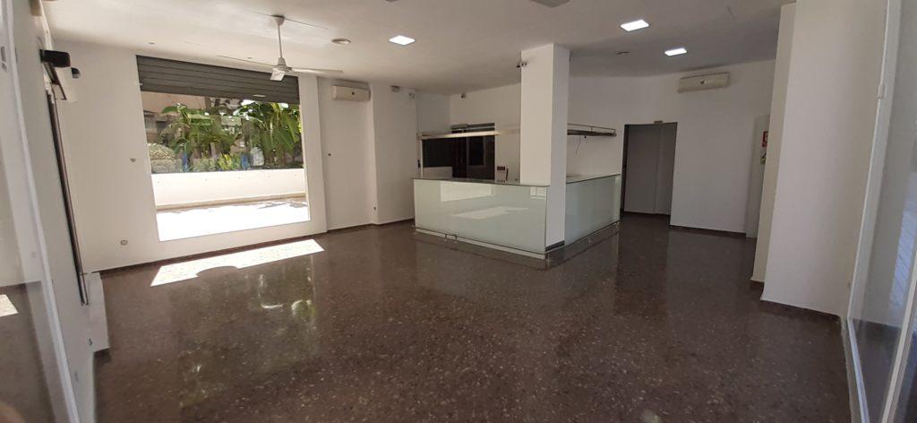 Local en alquiler en La Fontsanta-Tres Forques – Ref. 001050