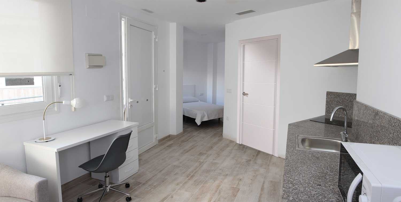 Studio-apartment for student in Alfara del Patriarca – Ref. 001002