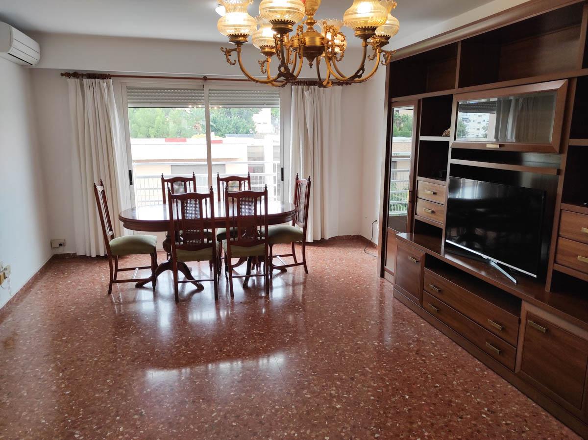 Apartment for rent in Campus Universitari Area – Ref. 001107