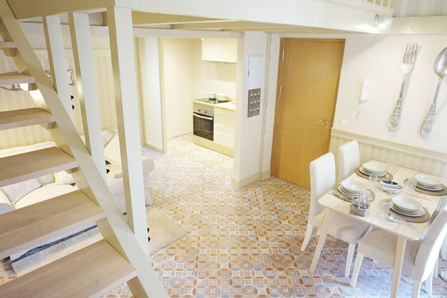 Renovated apartment for sale in Patraix – Ref. 001106