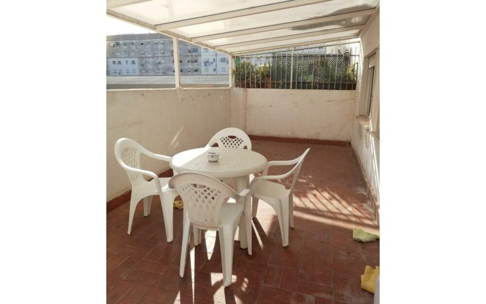 Piso de 3 habitaciones en alquiler en Aiora – Ref. 001112