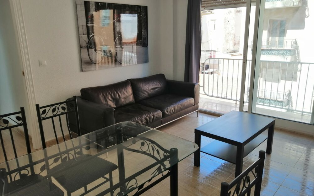 Student apartment for rent in Moncada – Ref. 001140