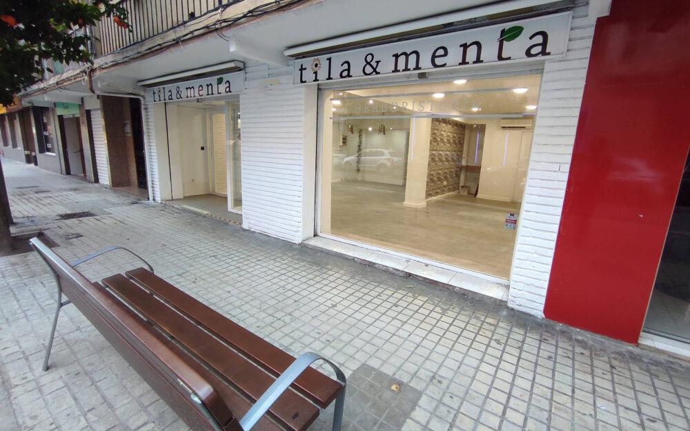 Local en alquiler en Benimaclet – Ref. 001125