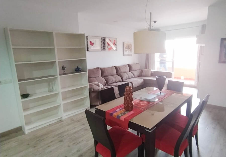 Apartment for rent in Town Centre of Denia – Ref. 001148