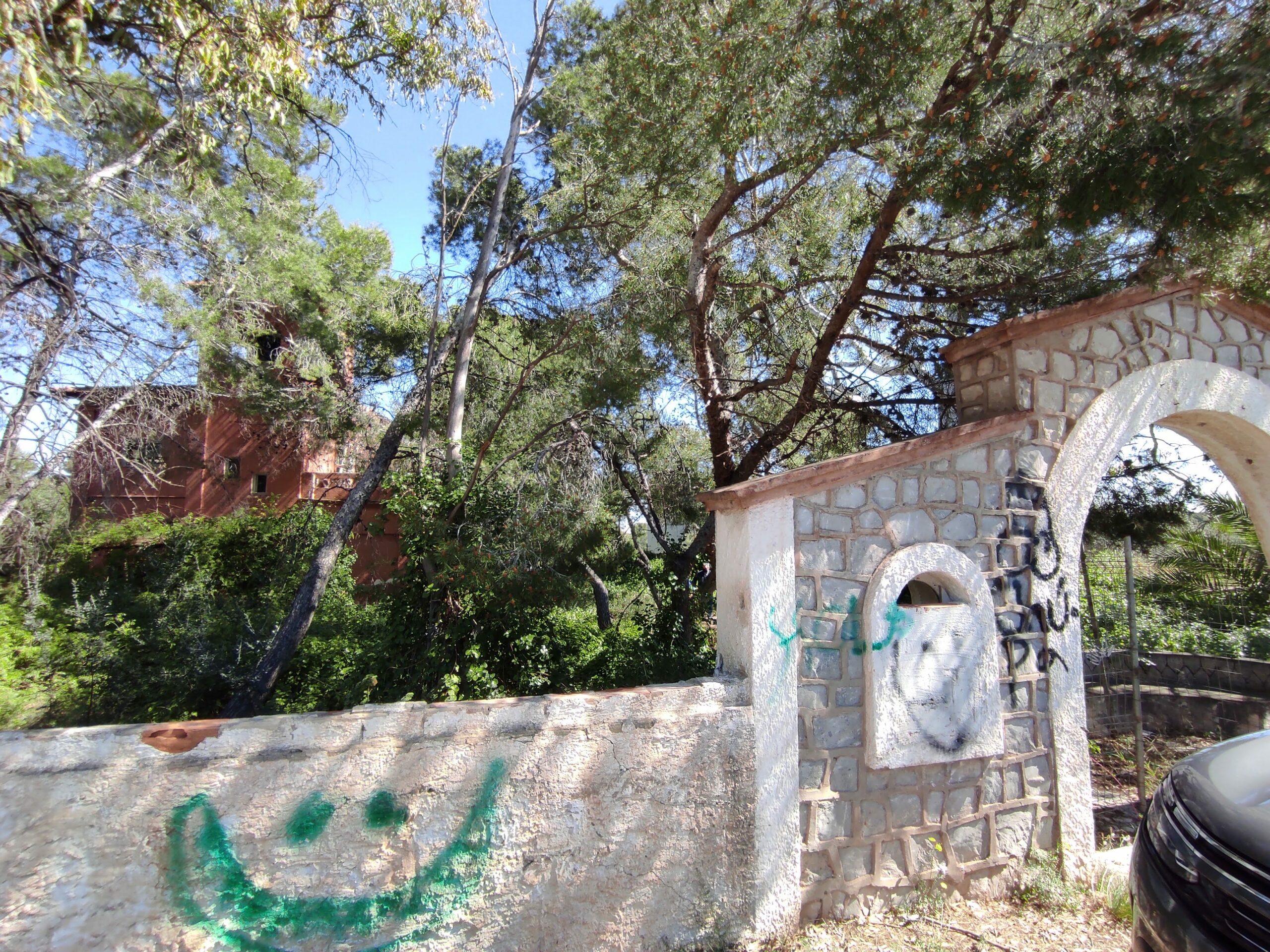 Plot for sale in Campo Olivar Godella – Ref. 001163
