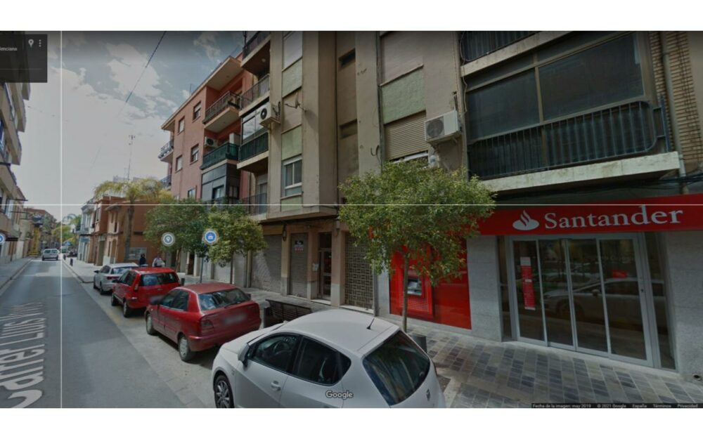Piso en venta en Moncada – Ref. 001169