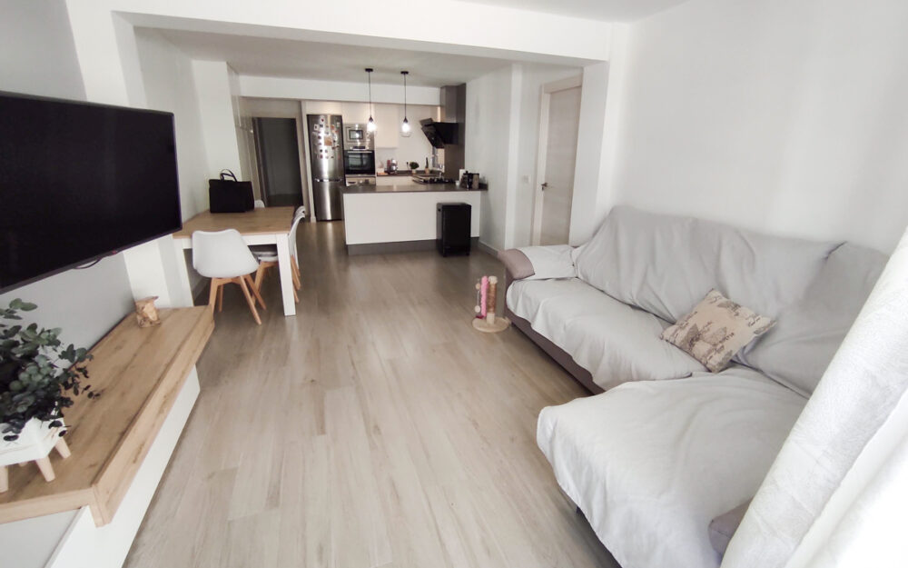 Appartement rénové de 3 chambres à louer à Patraix – Réf.001183
