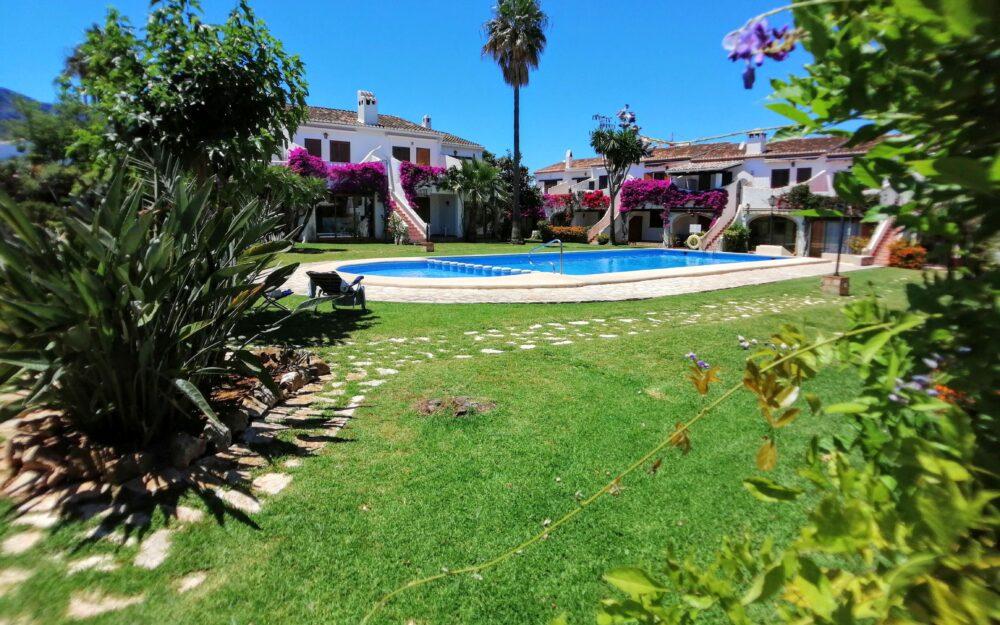 Townhouse for sale in Tropicana Park – Las Rotas / Marina de Denia – Ref. 001216
