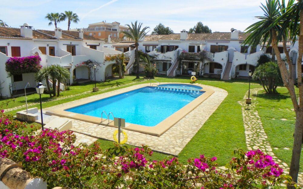 Apartamento en venta en Tropicana Park, Las Rotas, Denia – Ref. 001240