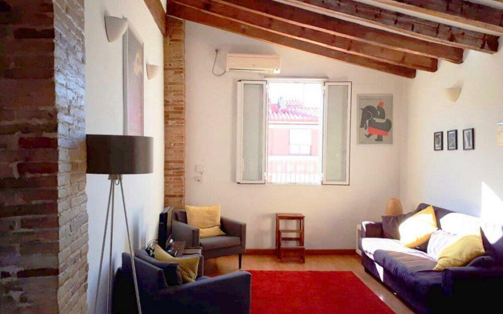 Atico en venta en El Carmen de Valencia – Ref. 001239