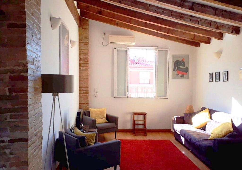 Penthouse for sale in El Carmen of Valencia – Ref. 001239